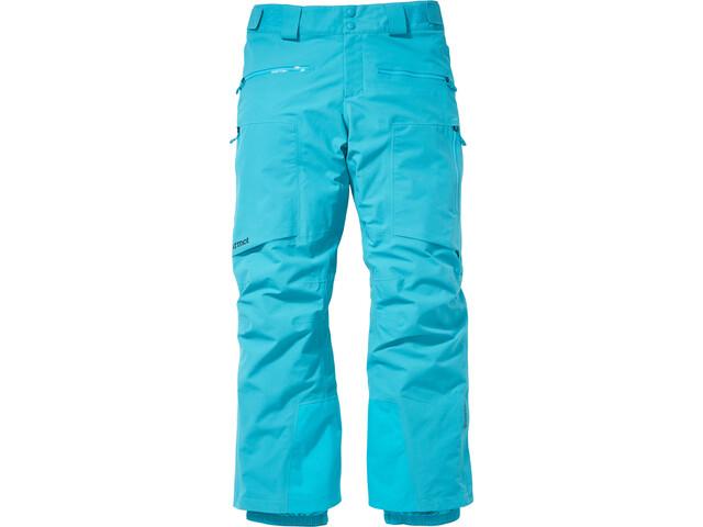 Marmot Freerider Pantaloni Uomo, enamel blue